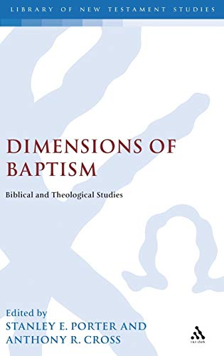 9780826462039: Dimensions of Baptism: Biblical and Theological Studies (The Library of New Testament Studies)