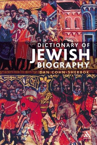 9780826462503: Dictionary of Jewish Biography