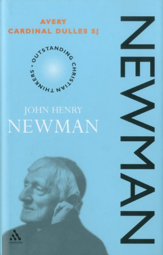 9780826462862: Newman (Outstanding Christian Thinkers)