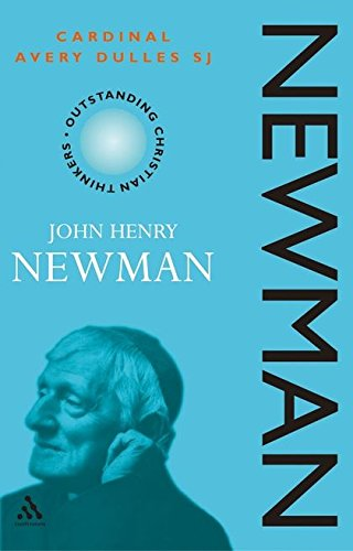 9780826462879: Newman (Outstanding Christian Thinkers)