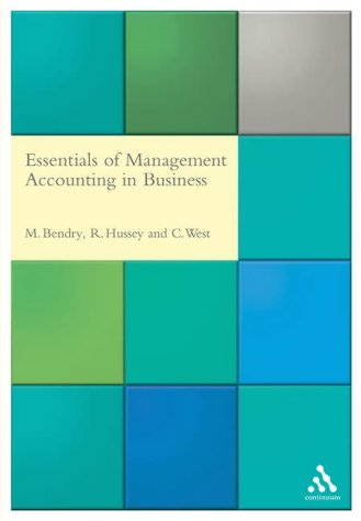 9780826463043: Essentials of Management Accounting in Business