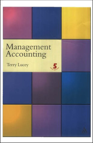 9780826463593: Management Accounting