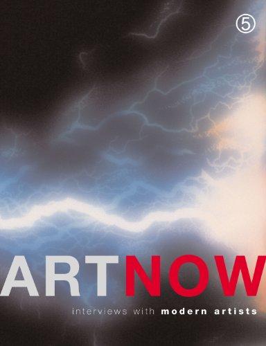 9780826463708: Art Now: Interviews with Modern Artists