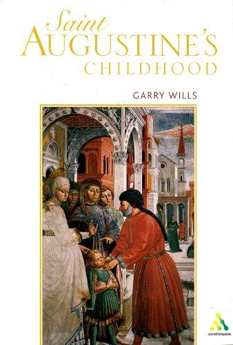 9780826464118: Saint Augustine's Childhood