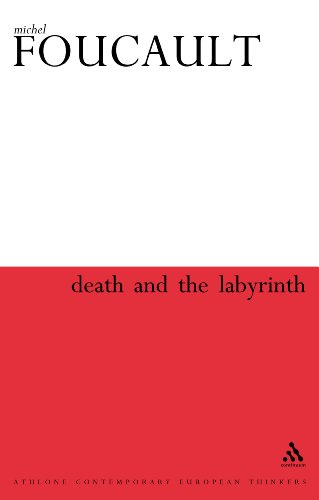 9780826464354: Death and the Labyrinth: The World of Raymond Roussel (Athlone Contemporary European Thinkers Series)
