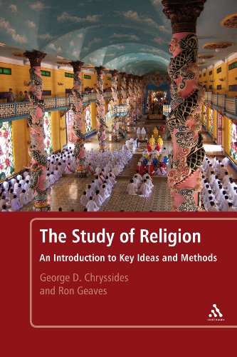 9780826464484: The Study of Religion: An Introduction to Key Ideas and Methods