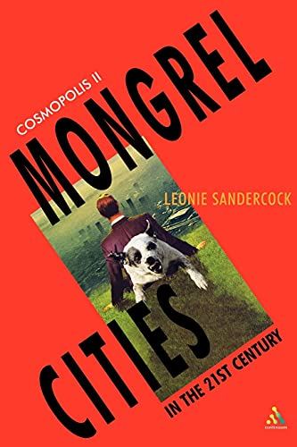 9780826464637: Cosmopolis Ii (Mongrel Cities of the Twenty-First Century)
