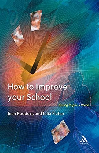 9780826465313: How To Improve Your School