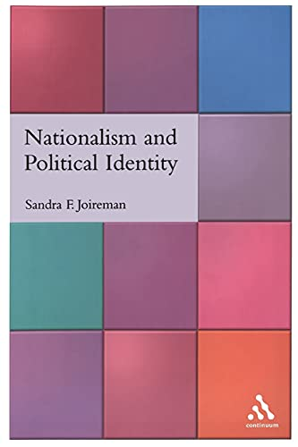 Nationalism and Political Identity: Sandra Joireman