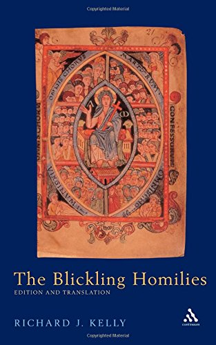9780826467850: Blickling Homilies: Edition and Translation