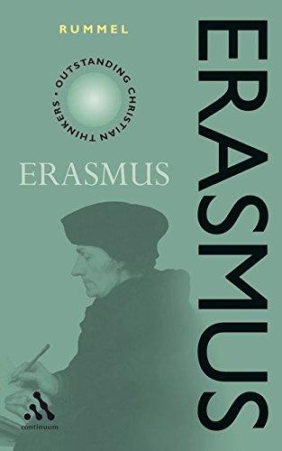 9780826468147: Erasmus (Outstanding Christian Thinkers)