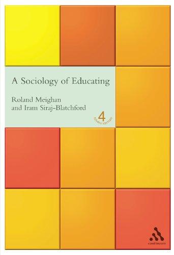 9780826468154: Sociology of Educating
