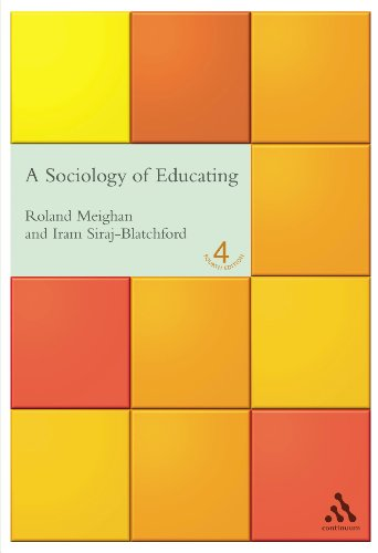 9780826468154: Sociology of Educating