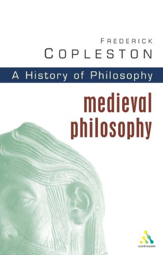 9780826468963: History of Philosophy Volume 2: Medieval Philosophy