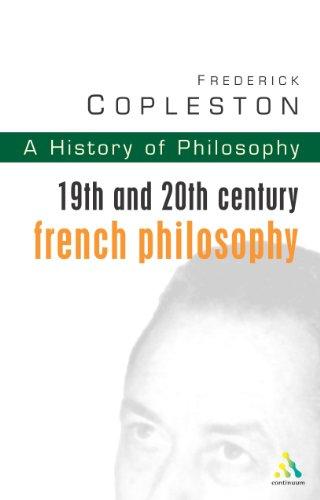 9780826469038: History of Philosophy Volume 9 (Vol 9)