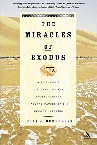 Miracles of Exodus (Hardback): W Lee Humphreys, Lee W Humphreys, Colin Humphreys