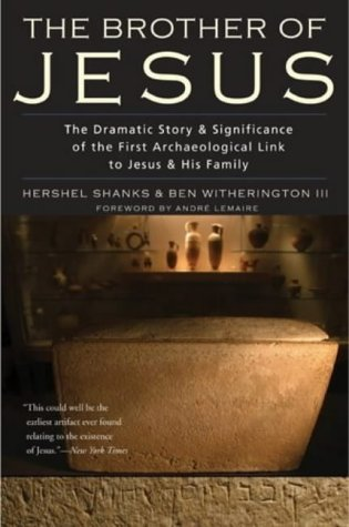 9780826470195: The Brother of Jesus: The Dramatic Story And Significance Of The First Archaeological Link To Jesus And His Family