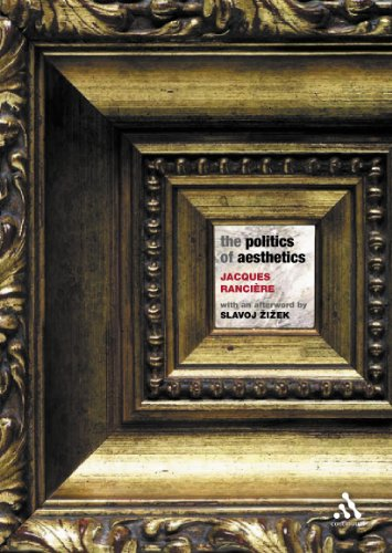 9780826470676: The Politics Of Aesthetics: The Distribution of the Sensible