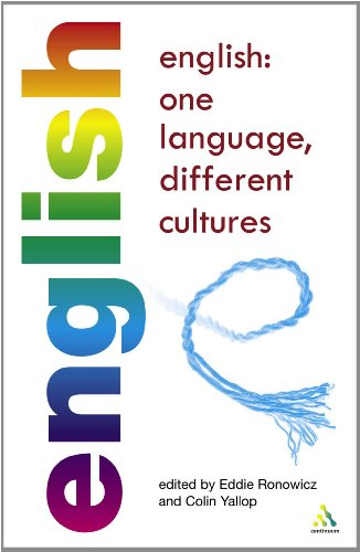 9780826470799: English: One Language, Different Cultures
