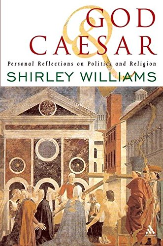9780826471031: God and Caesar