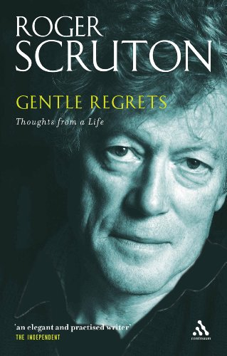 9780826471314: Gentle Regrets: Thoughts From A Life