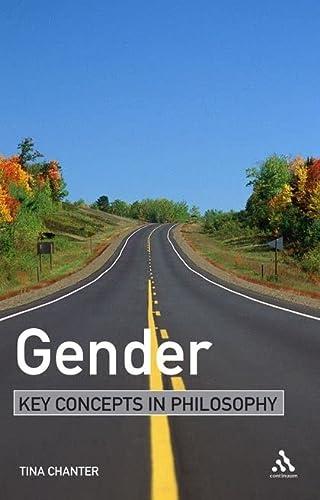 9780826471697: Gender: Key Concepts in Philosophy