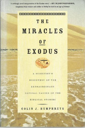 9780826471833: The Miracles of Exodus