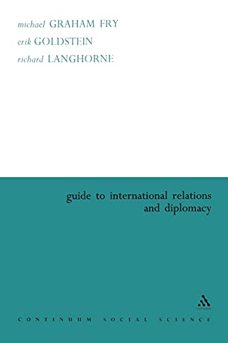 9780826473011: Guide to International Relations and Diplomacy