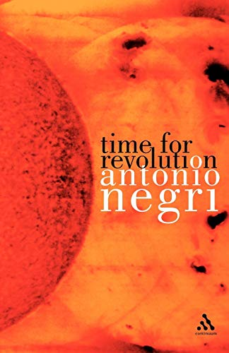 Time for Revolution: Antonio Negri