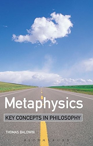 9780826474216: Metaphysics: Key Concepts in Philosophy