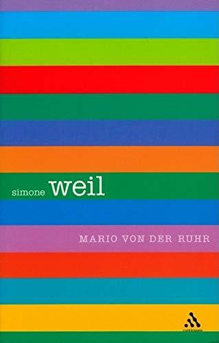 Simone Weil: Dr. Mario von der Ruhr
