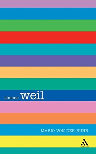 9780826474629: Simone Weil (Outstanding Christian Thinkers)