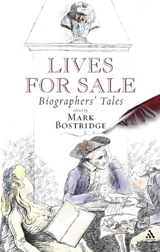 9780826475732: Lives For Sale: Biographers' Tales