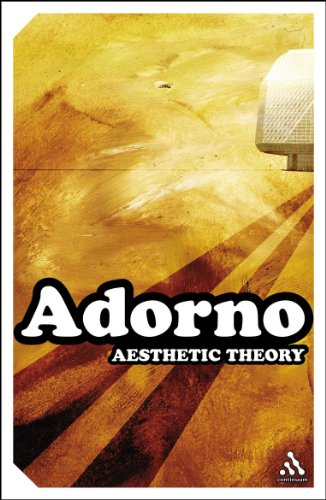 9780826476913: Aesthetic Theory (Continuum Impacts)