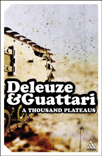 9780826476944: A Thousand Plateaus: Capitaliism and Schizophrenia: 21 (Continuum Impacts)