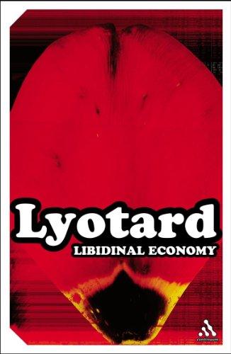 Libidinal economy.: Lyotard, Jean-François.
