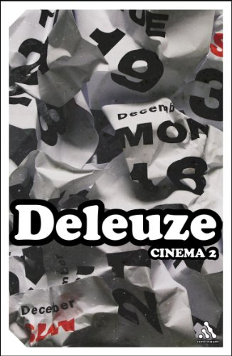 Cinema II (Continuum Impacts) (0826477062) by Deleuze, Gilles