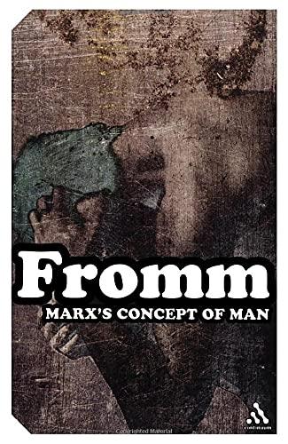 9780826477910: Marx's Concept of Man (Continuum Impacts)