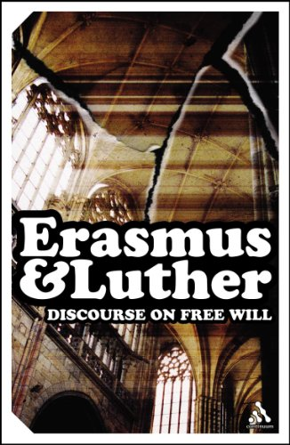 9780826477941: Discourse on Free Will: Erasmus & Luther
