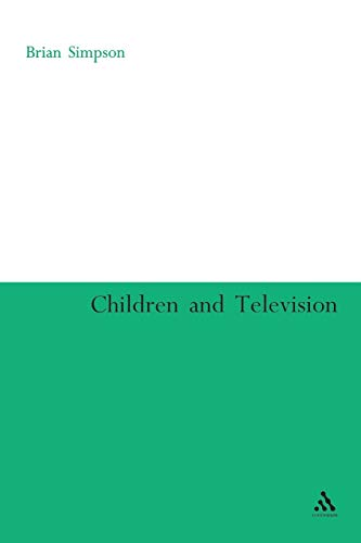 Children and television.: Simpson, Brian.