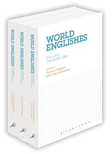 World Englishes Volumes I-III Set: Volume I: The British Isles Volume II: North America Volume III:...