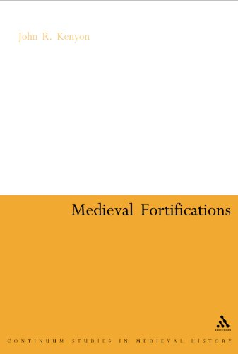 9780826478863: Medieval Fortifications (Continuum Collection)