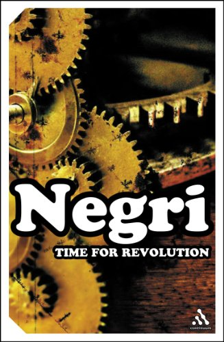 9780826479310: Time for Revolution (Continuum Impacts)