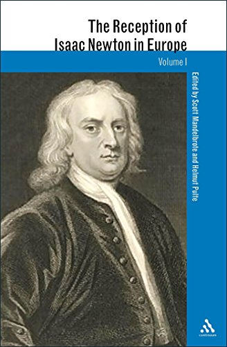 9780826479709: The Reception of Isaac Newton in Europe (The Reception of British and Irish Authors in Europe)