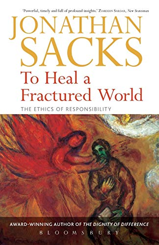9780826480392: To Heal a Fractured World: The Ethics of Responsibility