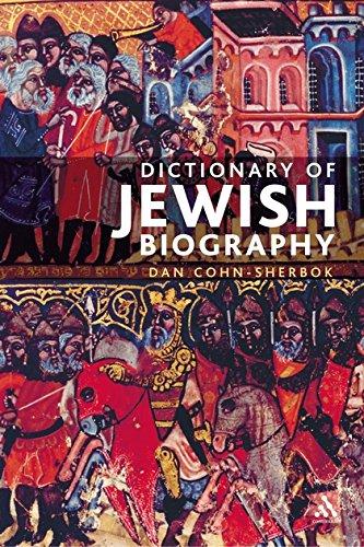 9780826480408: Dictionary of Jewish Biography
