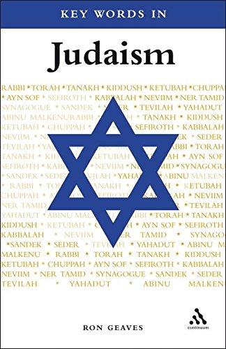 9780826480514: Key Words in Judaism