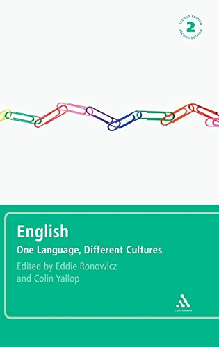 9780826481757: English: One Language, Different Cultures