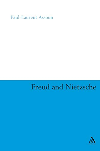 9780826482990: Freud and Nietzsche (Continuum Collection Series)