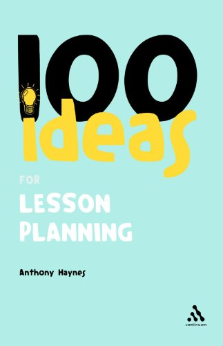9780826483089: 100 Ideas for Lesson Planning